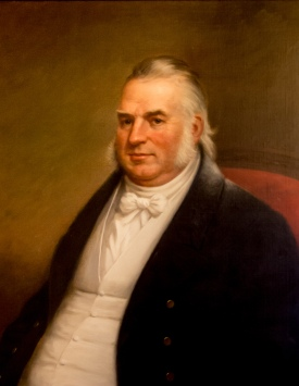 RI Governor James Fenner